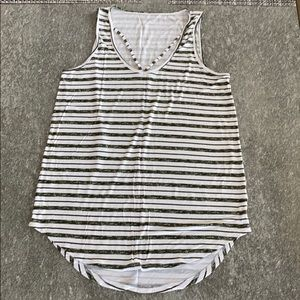 A.N.A Scoop Neck Tank Top Size XS